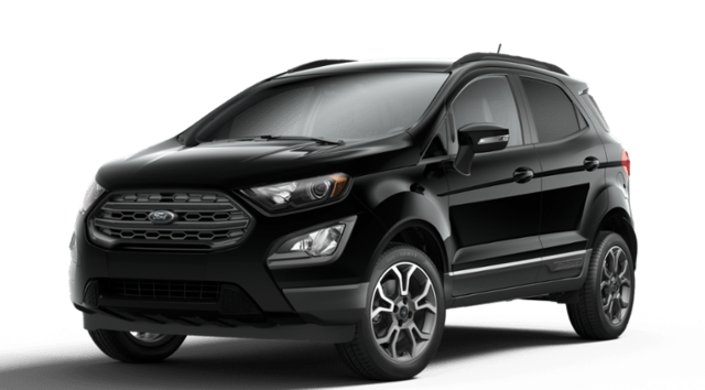 New 2019 Ford EcoSport SES SUV for sale in Dover, DE